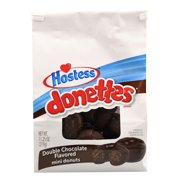 Hostess Donettes Frosted Devil's Food Mini Donuts, 11.25 oz