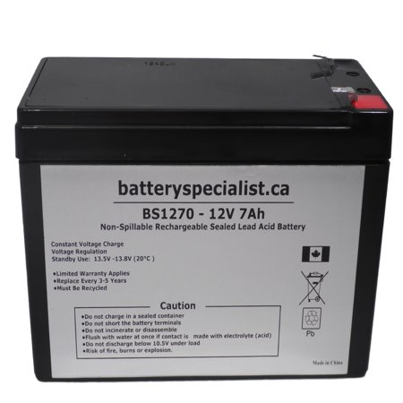 ATT 515 - Battery Replacement - 12V 7Ah - image 2 of 2