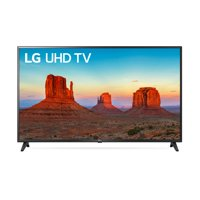 "Refurbished LG 43"" Class 4K (2160) HDR Smart LED UHD TV 43UK6200PUA"