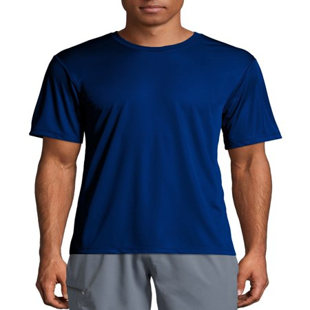 Anvil Short Sleeve Sport Shirt (Sport Men's Short Sleeve CoolDri Performance Tee (50+ UPF) )