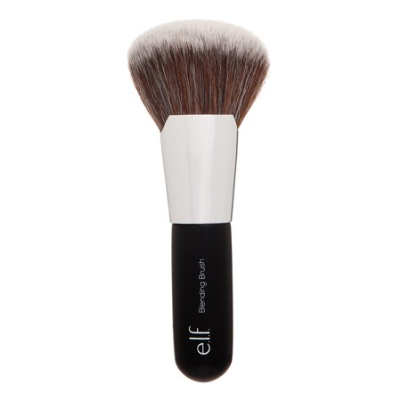 Gold Cosmetic Brush - e.l.f. Cosmetics Travel Blending Brush
