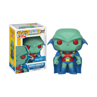 Funko POP! DC Heroes: Justice League Animated - Martian Manhunter Walmart Exclusive