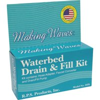 Waterbed Drain And Fill Kit