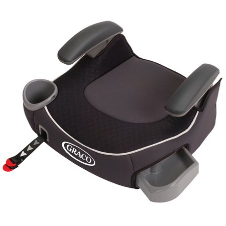 Folding Booster Car Seat (Graco Affix Backless Booster Car Seat, Davenport)
