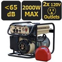 Sportsman Sandstorm Gasoline 2000-Watt Portable Generator