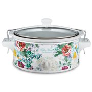 Pioneer Woman 6 Quart Portable Slow Cooker Country Garden