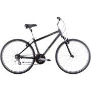 eeb1c7838bf 700C Northrock SC7 Men's Comfort Bike, Metallic Black
