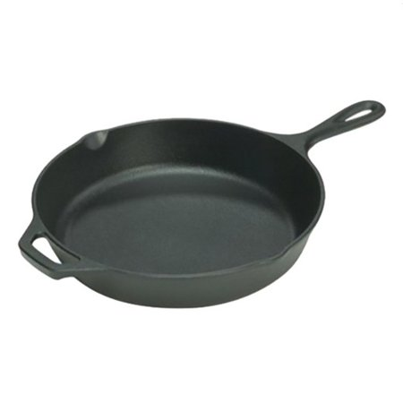 All Clad Cast Iron Pan (Lodge Logic Seasoned Cast Iron 10.25