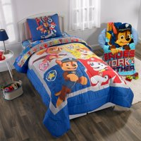PAW Patrol Kids Bedding, Bed in a Bag Set, Gang's All Here
