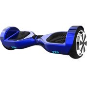 "Hover-1 Ultra UL Certified Electric Hoverboard w/ 6.5"" Wheels and LED Lights - Blue"