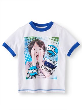 Short Sleeve Graphic Tee Shirt (Little Boys & Big Boys)