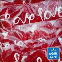 Candy Hearts Walmart eGift Card