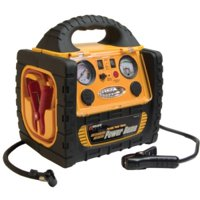 Wagan 400 Watt Power Dome Jumpstarter with Air Compressor and 5 LED Utility Lights