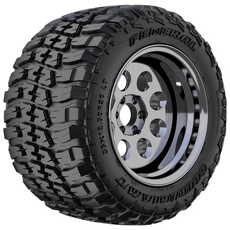 Federal Couragia M/T Off-Road Mud-Terrain Tire - LT235/75R15 LRC/6ply