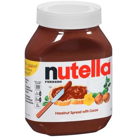 Nutella Hazelnut Spread, 33.5 oz