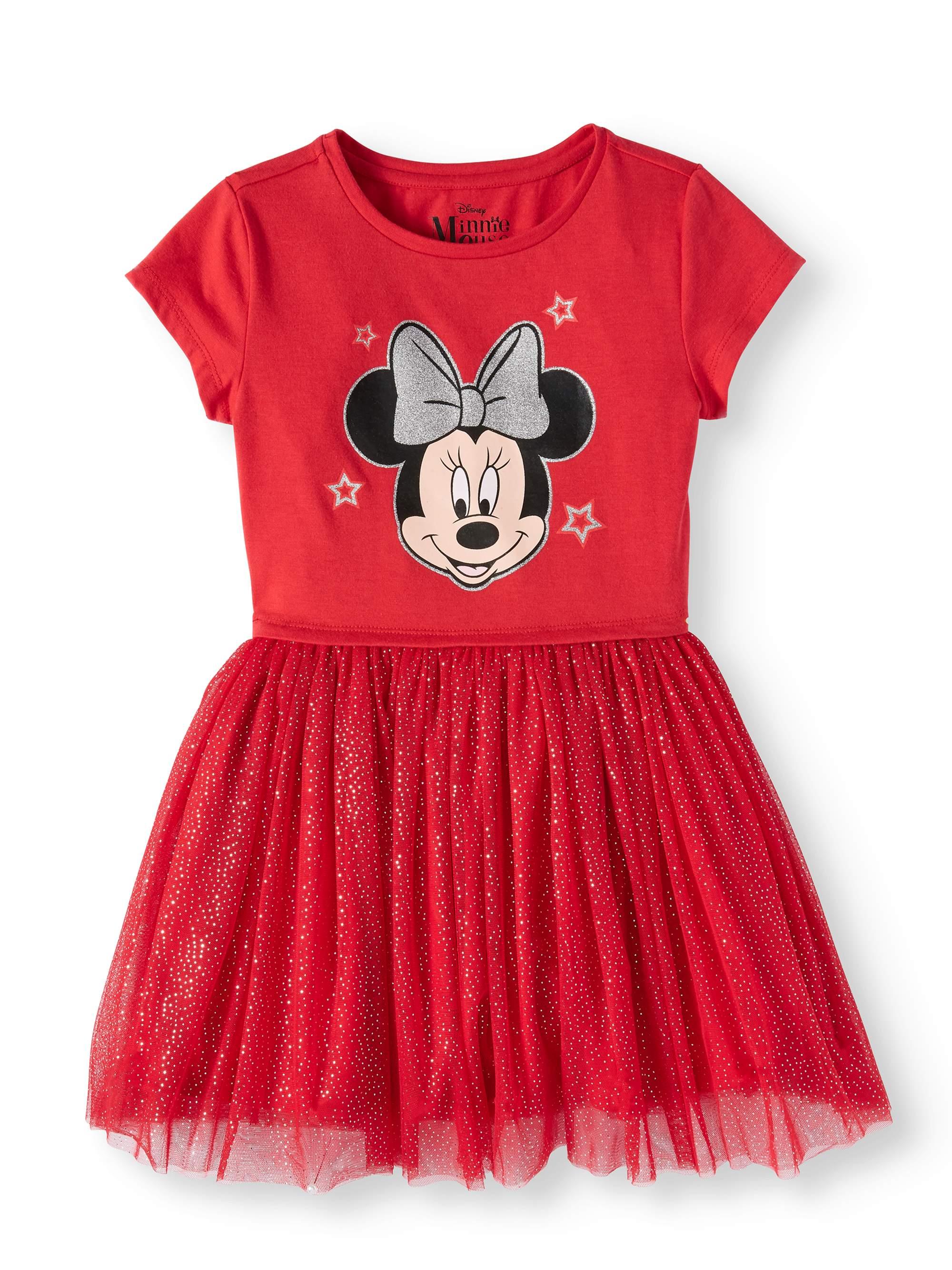 Vestido de minnie mouse original fucsia