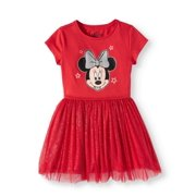 5b80c0c470 Minnie Mouse Foil Mesh Dress (Little Girls and Big Girls)