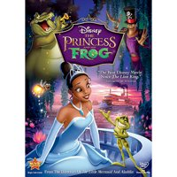 The Princess and the Frog (DVD)