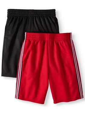 Dazzle Shorts Value, 2-Pack Set (Little Boys & Big Boys)