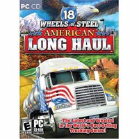 ValuSoft Cosmi 18 Wheels Of Steel: American Long Haul (Windows) (Digital Code)