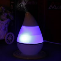 Ultrasound USB Air Humidifier Purifier 7 Colors Changing LED Aroma Atomizer