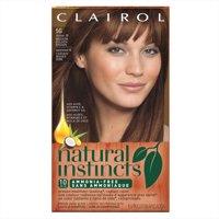 Clairol Natural Instincts Semi-Permanent Hair Color, Medium Golden Brown Pecan, 5G/18