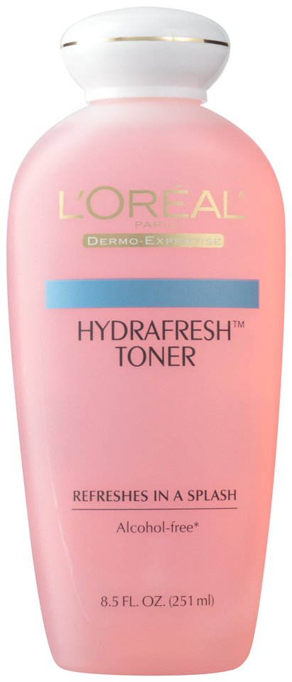 Mint Toner (L'Oreal Paris HydraFresh)