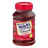 (2 pack) Welch's Strawberry Natural Spread, 27 oz