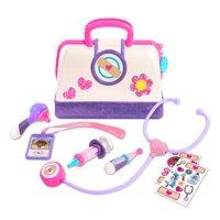 Doc Mcstuffins Toy Hospital Doctor's Bag Set