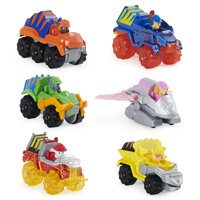 Deals on 6-Pack PAW Patrol, True Metal Dino Rescue Gift