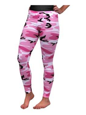 Rothco Womens Camouflage Leggings