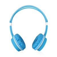 Foldable Kids Over Wired Ear Headphones Headband Kids Girl Noise Reduction Earphone