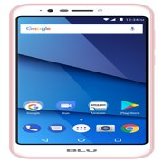 BLU Studio View XL S790Q 16GB Unlocked GSM Dual-SIM Android Phone w/ 13MP Camera - Rose Gold