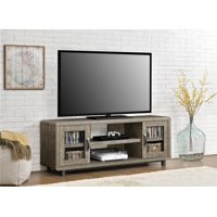 "Better Homes and Gardens Keeton TV Console for TVs up to 55"", Weathered Oak"