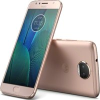Motorola Moto G5S Plus 32GB Unlocked Smartphone, Blush Gold