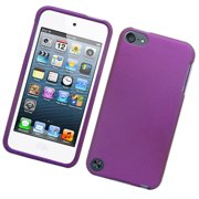 Insten Hard Rubber Coated Case For Apple iPod Touch 5th Gen
