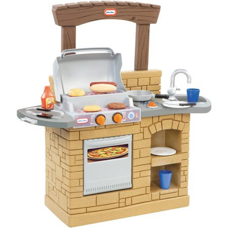 Little Tikes Cook 'n Play Outdoor BBQ Grill (little tikes kitchen and grill)