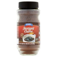 (2 Pack) Pampa Instant Coffee, 2.82 Ounce Jar