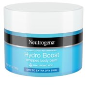 Neutrogena Hydro Boost Hyaluronic Acid Whipped Body Balm, 6.7 oz