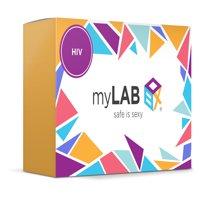 MyLAB Box HIV At Home STD Test + Mail-in Kit for MEN