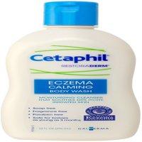 Cetaphil Eczema Calming Body Wash 10 oz (Pack of 2)