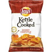 Lay's Kettle Cooked Honey Chipotle Potato Chips, 8 Oz.