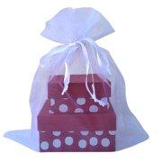 Organza Drawstring Gift Bags