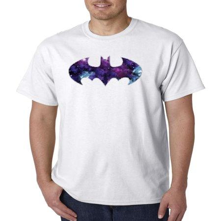 631 - Unisex T-Shirt Batman Dark Knight Galaxy Logo Parody](Dark Knight Suit For Sale)