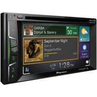 """Pioneer AVH-500EX 6.2"""" Double-DIN In-Dash DVD Receiver with Bluetooth & SiriusXM Ready"""