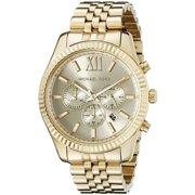 4b8b91e45af6 Men s Lexington Gold-Tone Chronograph Watch