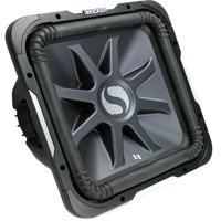 "NEW KICKER S12L7 12"" 1500W 4-Ohm Car Audio Subwoofer Sub Woofer L7 Solo Baric"