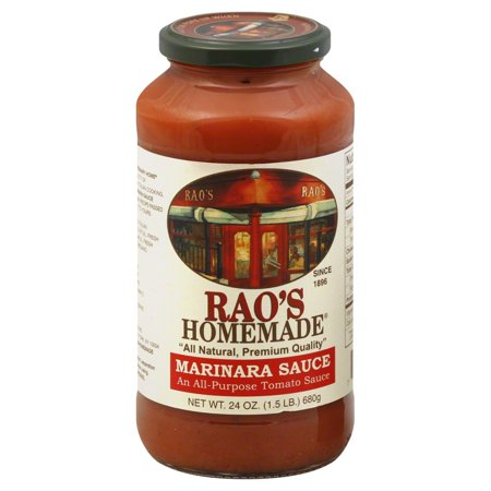 Rao's Homemade All Natural Marinara Sauce, 24 Oz