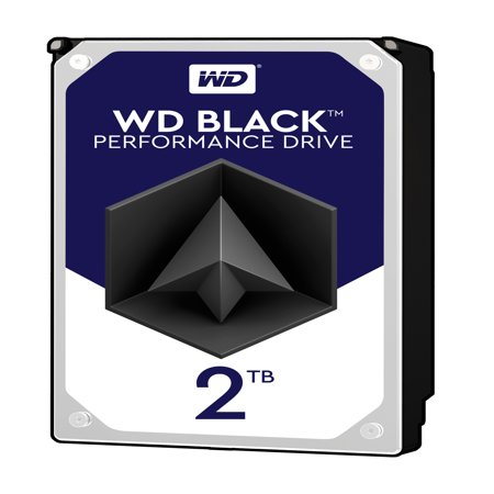 Ata 6 Notebook Hard Drive (WD Black 2TB Performance Desktop Hard Disk Drive - 7200 RPM SATA 6 Gb/s 64MB Cache 3.5 Inch - WD2003FZEX )