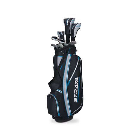 Callaway Women's Strata Complete 11-Piece Golf Club Set with Bag, Right Handed ()